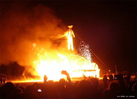 Burning Man Festival 2004
