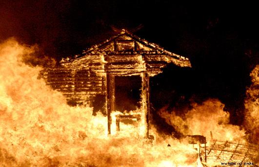 Burning Man Festival 2005