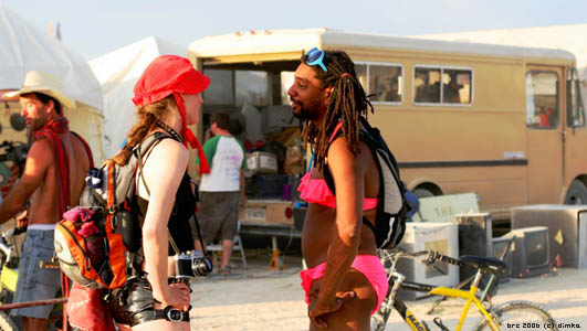 Burning Man Festival 2006