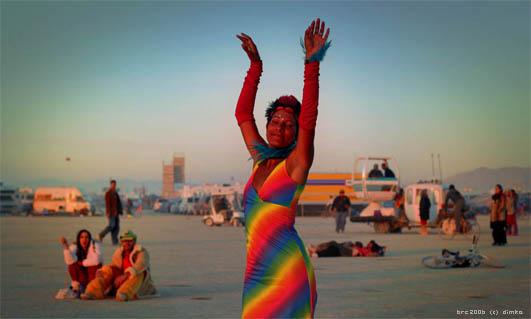 Burning Man Festival 2006