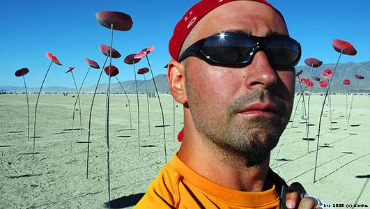 Burning Man Festival 2008