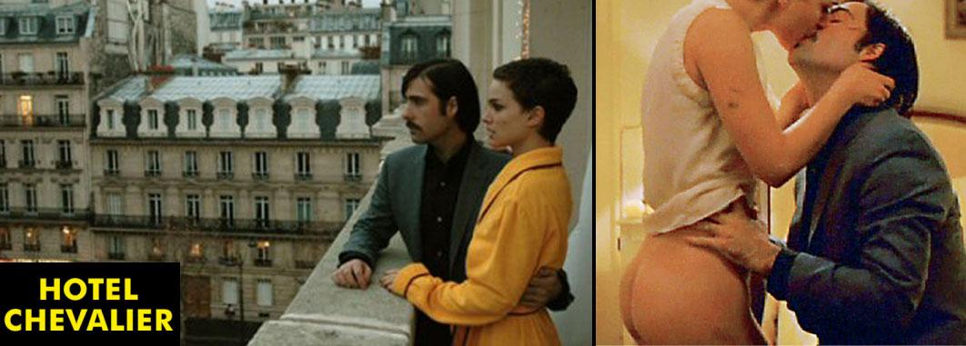 natalie portman hotel chevalier. Natalie Portman Hotel